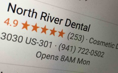How This Dental Office Reached over 250 Google Reviews
